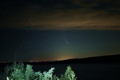 Neowise Komet 7176-a-deepsky-4k 2020 Geiseltalsee