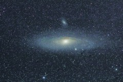Andromeda-Ostsee-200mm-30sec-2018-08