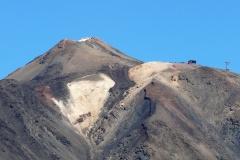 308 Teide Gipfel Seilbahn